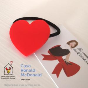 Coletero Corazón Rojo®