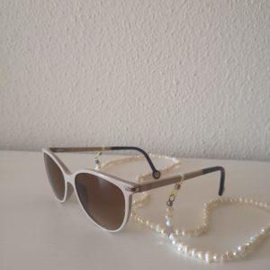 Cordón de gafas perlas