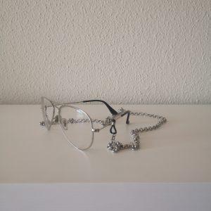 Cordón de gafa acero