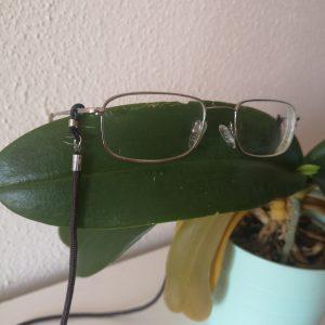 Cordón de gafa liso