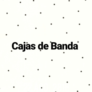 Caja para Banda