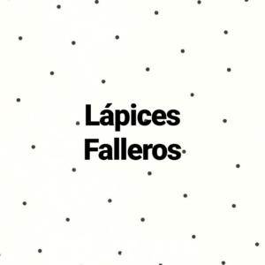 Lápices Falleros