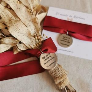 Medalla Ramo de Novia