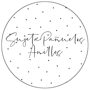 Sujeta Pañuelos / Anillos