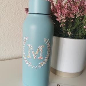 Botella /Termo Turquesa