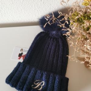 Gorro azul Personalizado