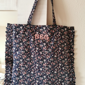 Bolso Tote Flores