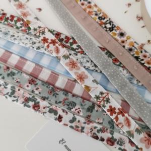 Pulsera de tela colgantes de Acero