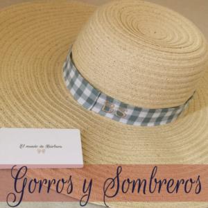 Gorros, Boinas y sombreros