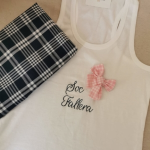 Camiseta Soc Fallera Lazo® Nadadora